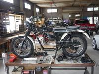 1965 TRIUMPH TR6SR 修理記録 三重県津市 K様