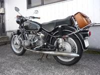 1955 BMW R50 神戸市 Y様 車検整備