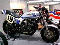 1980 HONDA CB750FA エンジン修理作業報告
