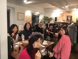先日、ラブ神戸部 スピリチュアル部スピ飲み会を神戸元町のWi・・・