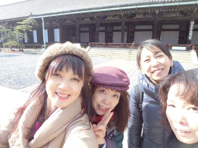 ついに!念願のラブ神戸部始動しました! 京都駅から、女子4・・・