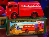 TEXACOのタンクローリー貯金箱 パート3