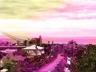 神戸の風景壁紙ギャラリー・フローティングドッグ