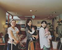 「太陽のカフェ」にて子連れ交流会を開催しました!