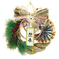 新年を迎える為のお正月飾りコーナー登場!