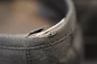 履き口の修理