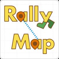 ラリーマップ(アプリ)のダウンロード
