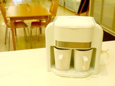 ドリップ式コーヒーメーカー 「box」