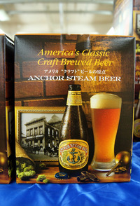 ANCHOR STEAM BEER  アンカー スチームビール