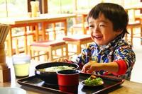 兵庫県三田市 永沢寺の菖蒲園の水無月亭で『雲水蕎麦』 (新そば祭り)