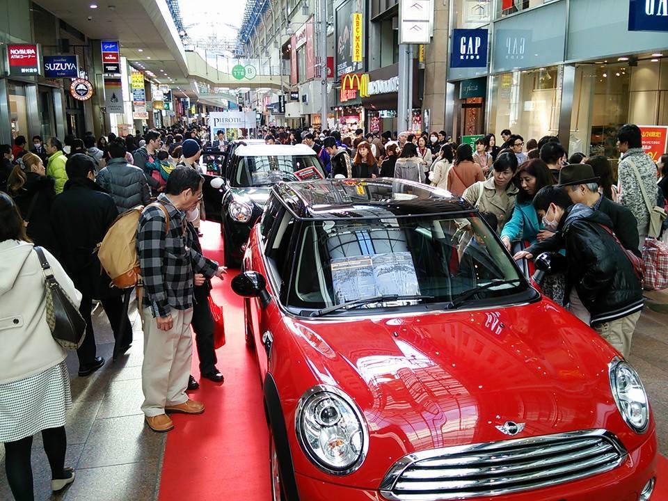 MINI三宮 2014S/S