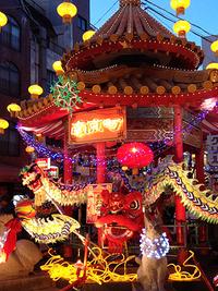 12月3日(水)〜25日(木)南京町ランターンフェア