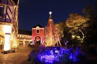 11月22日(土)〜12月25日(木)古城のクリスマス