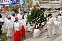 生田神社/煤払祭・天皇誕生祭・杉盛作り・師走大祓式・道餐祭・除夜祭