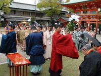 4月15日(土) 生田祭例祭並びに氏子奉幣祭