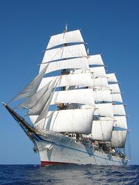 7月15日(土)~17日(月・祝) 帆船フェスティバル