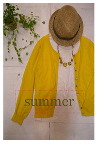 ~ summer yellow ~