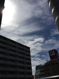 今日はとても秋らしい風