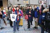 昭和40年代の商店街の混雑っぷりを体感する商店主リレーツアー2014開催決定!