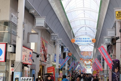 水道筋読売春の大感謝祭+紙皿食堂お手伝いスタッフ大募集!