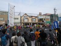 神戸マラソン応援しました