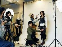 神戸ファッション専門学校オリジナルファッションショー!