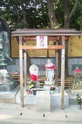 須磨寺 鯖大師
