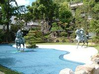 須磨寺 源平の史跡、寺宝、文化財