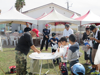 平磯 親子海釣り教室開催!