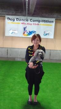 Wiz.dog club関西ドッグダンス競技会