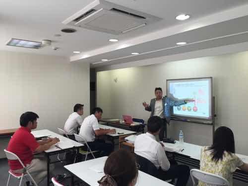 ビーラブ勉強会は、広告レスポンス改善の勉強会