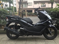 PCX125 Lowered