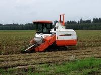 2012 十勝 収穫風景