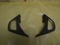 BMW X3のステアリングスイッチパネル補修