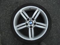 BMW1シリーズのホイールリペア